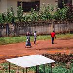 Le centre ville de Bangui