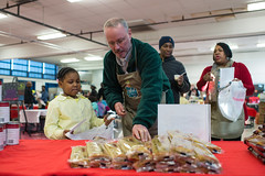 Deputy Administrator Volunteers at MLK Day of Service (NHQ201601190004)