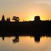 Sunrise at Angkor Wat Temple by dannybrock69