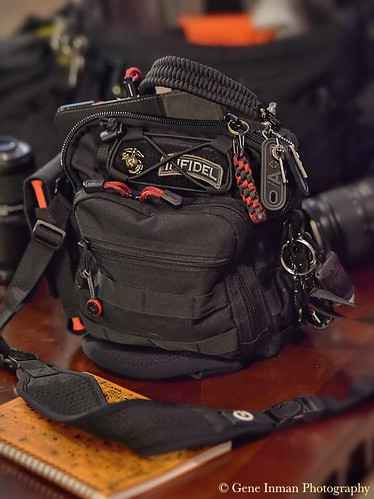 Custom Day Bag - The Infidel