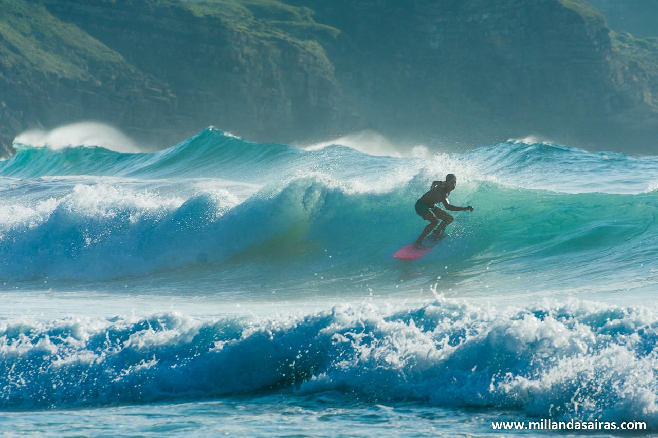 Everybody's gone surfing, Surfing U.S.A.!! (es lo que sonaba en mi cabeza mientras tomaba esta foto...)