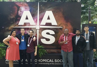 CUNY Students at AAS227