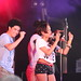 Dionne Bromfield performs at the Thames Festival