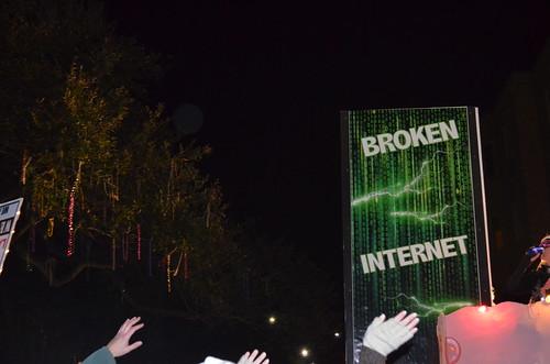 Broken Internet