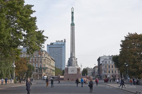 【写真】東欧周遊 : リガ・旧市街