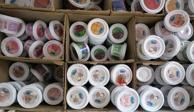 ice cream brazil flavor