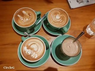 CIRCLEG 尖沙咀 N1 COFFEE & CO. 咖啡 撻 餐 (6)