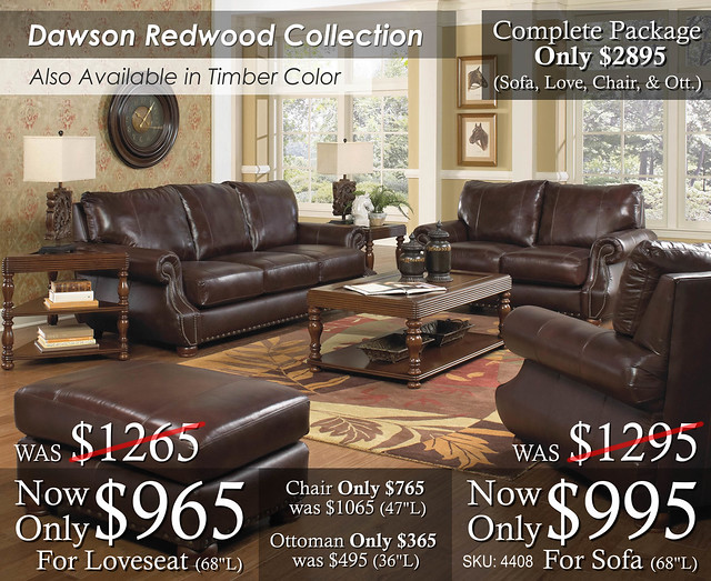Dawson Redwood Collection