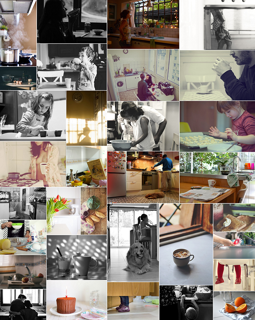 Historias en mi cocina