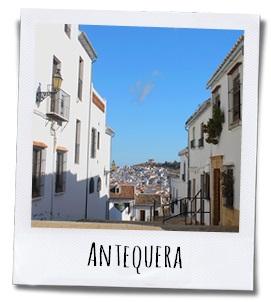 Uitzicht op Antequera vanuit de prachtige authentieke bovenstad