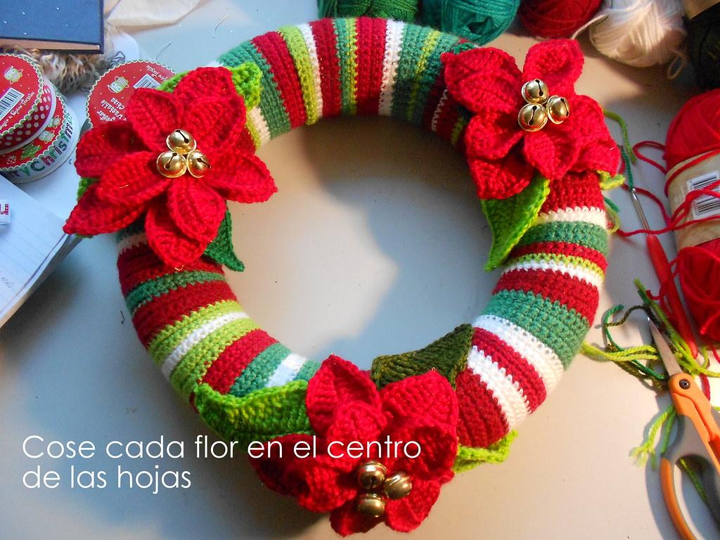 xmas wreath 012