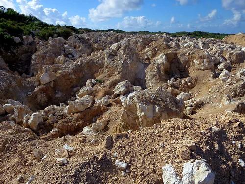 christmas rock island australia mining phosphate