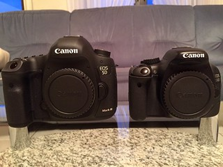 Canon 5D mark iii upgrade from 550D