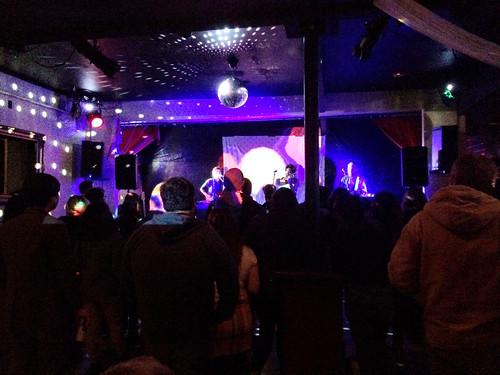 DJP&MR.T at The Iguana (March 13 2015)