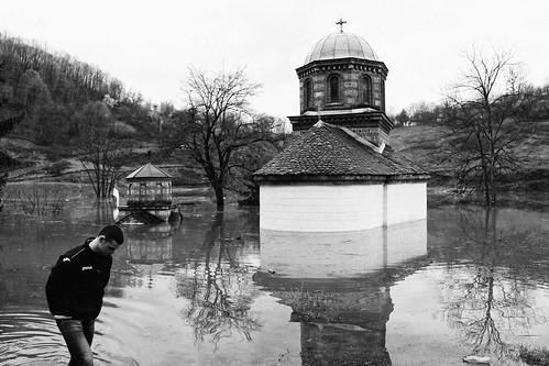 blackandwhite bw lake history church monochrome architecture canon serbia streetphotography monastery blacknwhite bnw srbija valjevo arhitektura canon700d canoneos700d