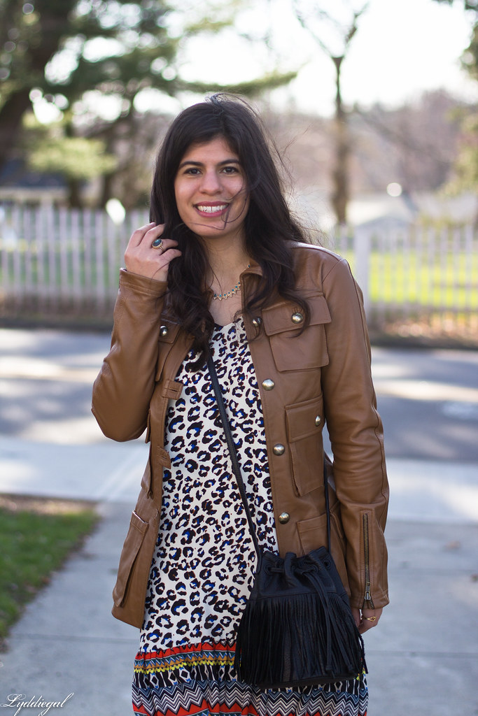 leopard print dress, leather jacket, fringe bag-6.jpg