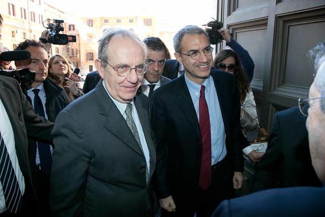 L'Italia e il governo dell'economia europea