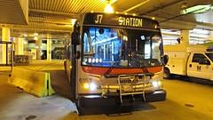 WMATA Metrobus 2006 New Flyer D40LFR #6153