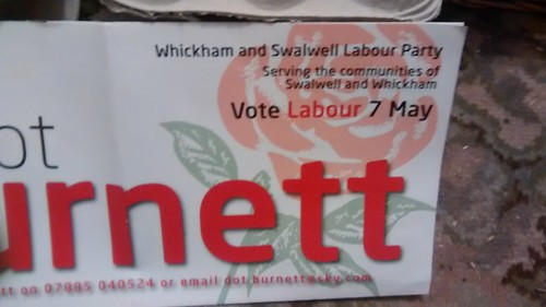 Labour leaflet wrong date Apr 16