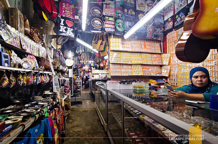Kota Kinabalu Handicraft Market