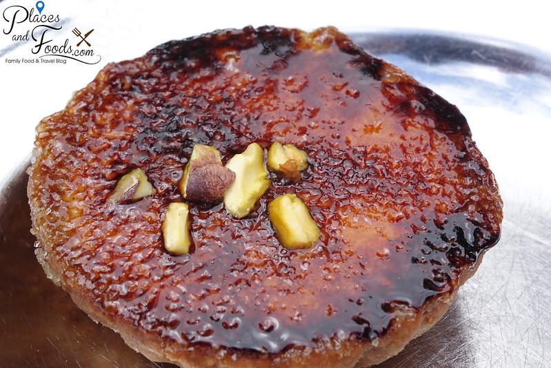 bourke street bakery creme brulee tart