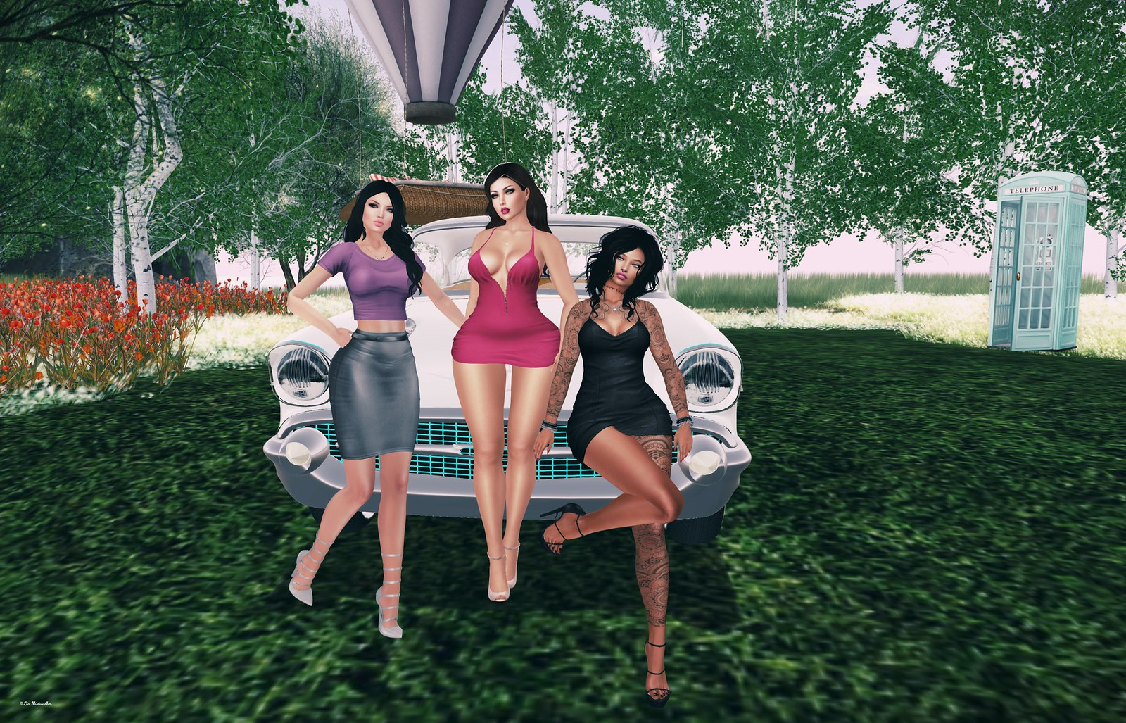 Fashion Therapy LOTD # 215