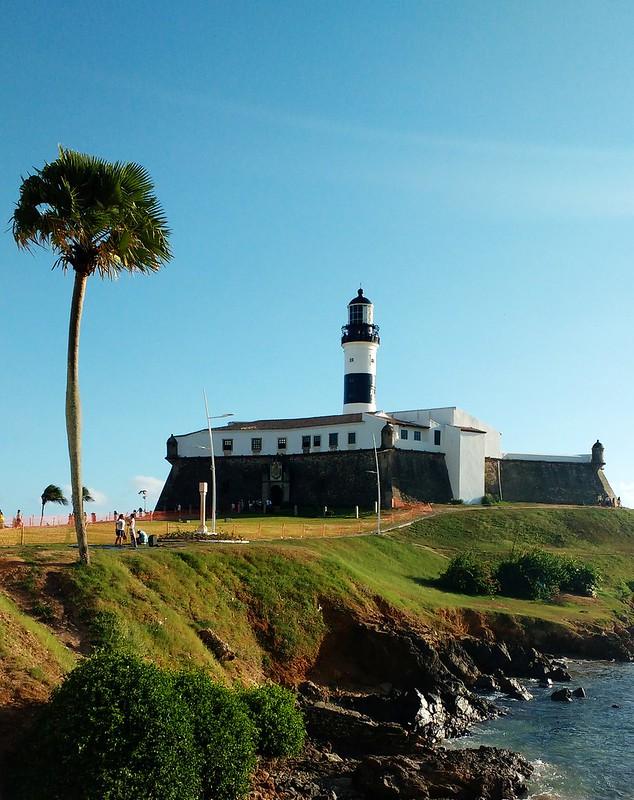 Farol da Barra, Salvador - BA {março 2016}