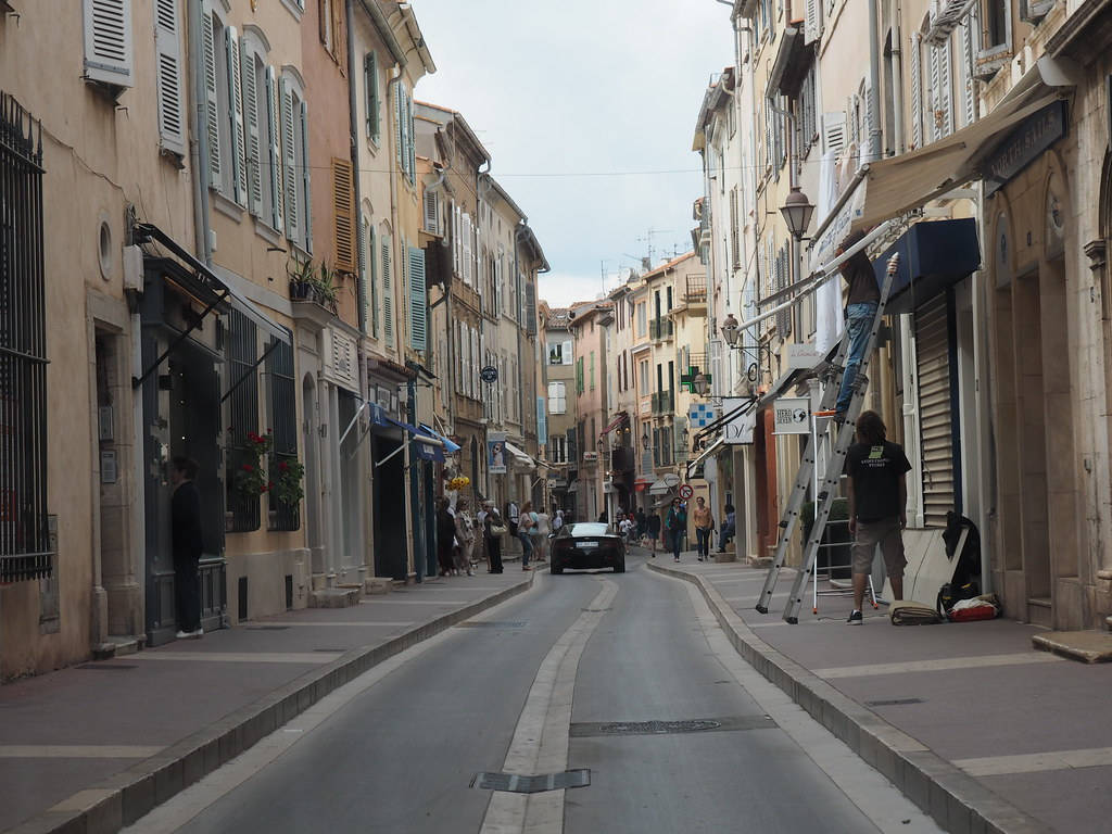 St. Tropez in April - Road trip around Cote D'Azur