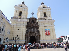 Church of San Francisco in Lima, Peru