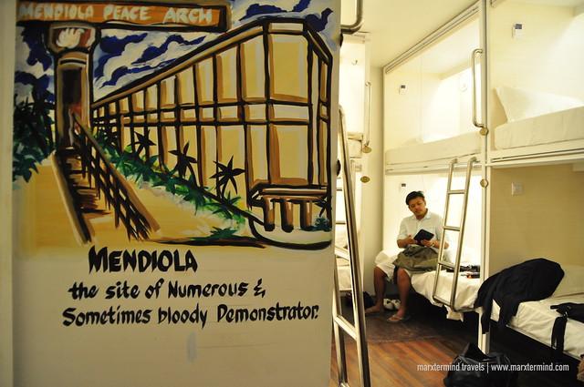Mendiola Room Tambayan Capsule Hostel Malate