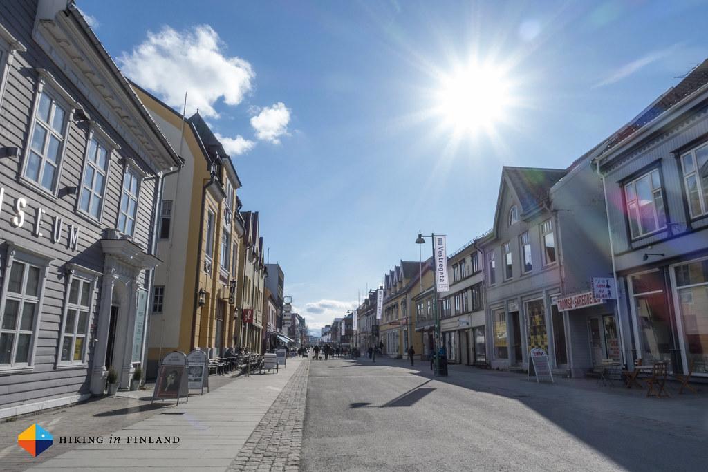 Tromsø Main street