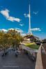 Arts Centre spire, Melbourne