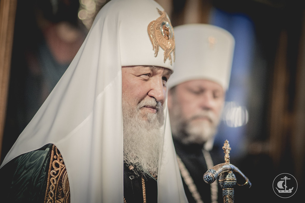 15 апреля 2016, Визит Патриарха Кирилла / 15 April 2016, The visit of Patriarch Kirill
