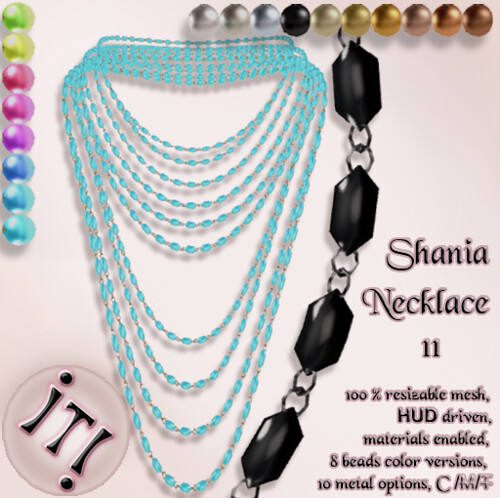 !IT! - Shania Necklace 11 Image