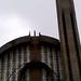 Facade of the Capuchin's church, Cartago