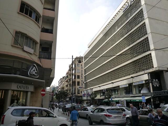 P1000817s Rue Hamra, Beyrouth, Panasonic DMC-TS30