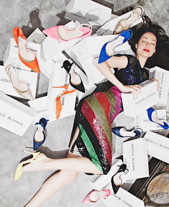 Mizhattan - Sensible living with style: *SAMPLE SALE* Manolo Blahnik