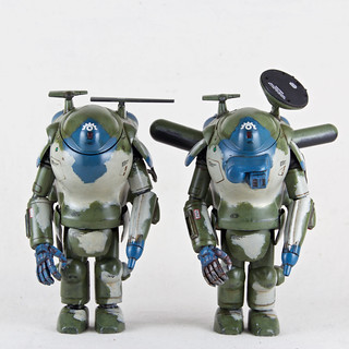 Hobby: WAVE SNAKE EYE & SEA PIG(1/20)Cyclops