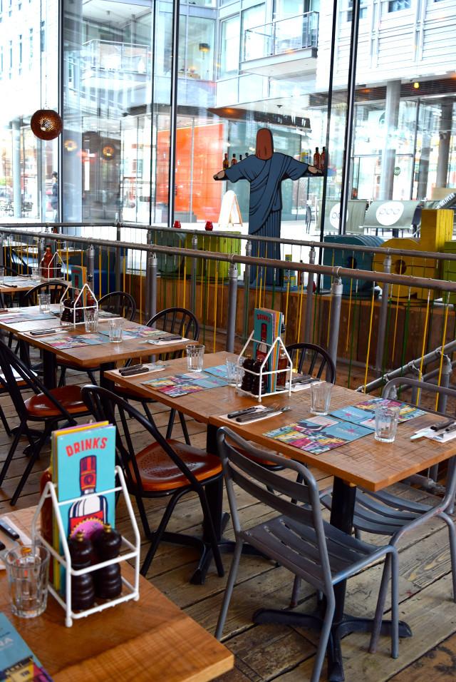 Inside Cabana, Covent Garden | www.rachelphipps.com @rachelphipps