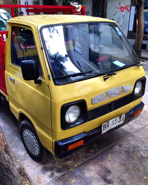Suzuki Carry - Santiago, Chile