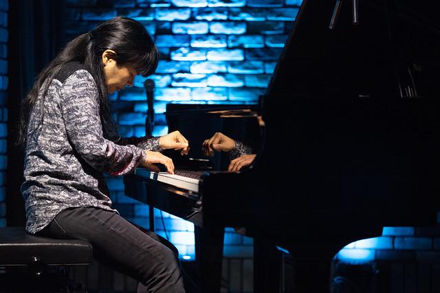 Satoko Fujii live at Cortez, Mito (Japan), 28 Apr 2016 -1000034
