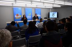 Visita Guiada Estadio Sausalito Viña Ciudad del Deporte 2016