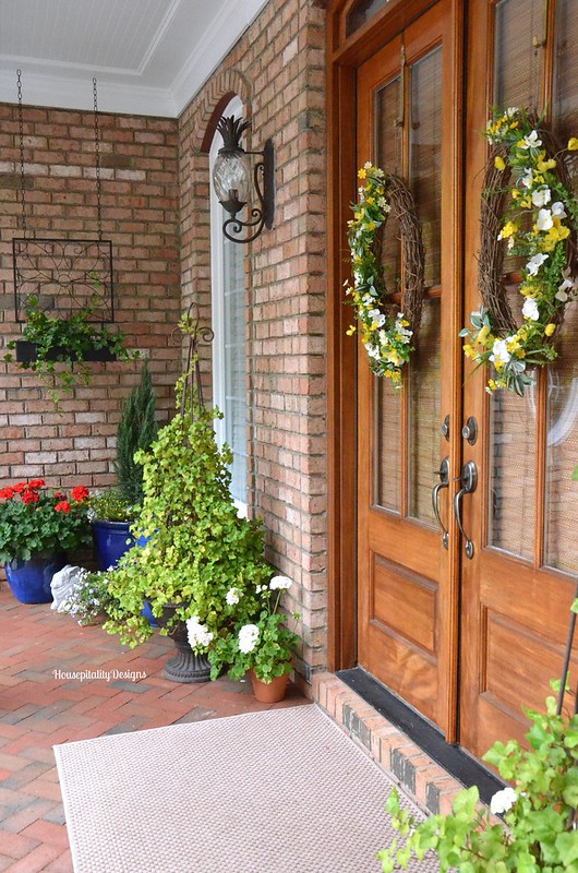Spring Porch 2016 - Housepitality Designs