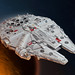 Millennium Falcon (Starwars VII) by marshal banana