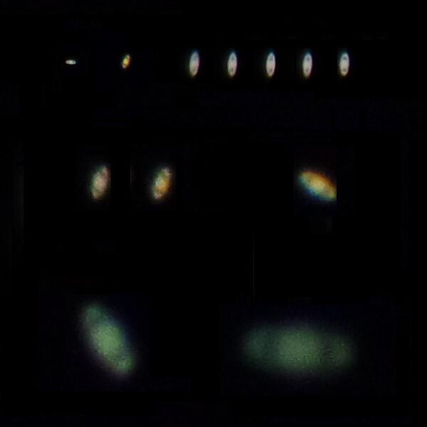 Saturn shots