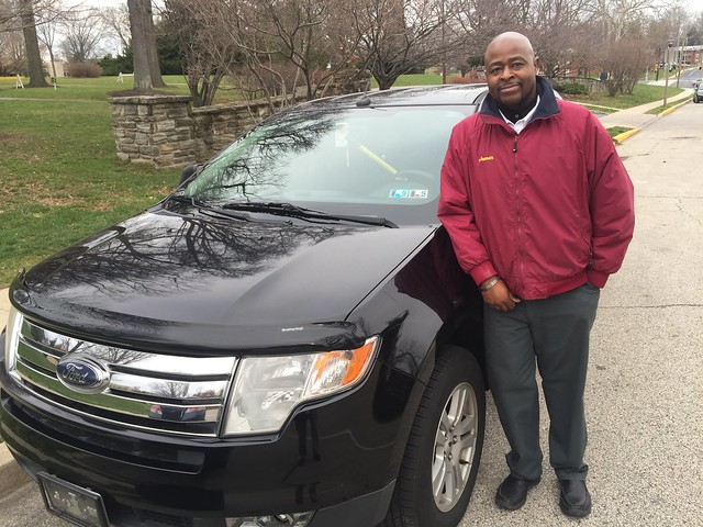 New driver at age 33 with new car