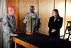 Representative Loretta Sanchez tours Presidio