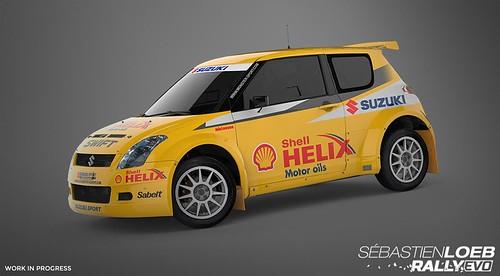 Sébastien Loeb Rally EVO 2WD