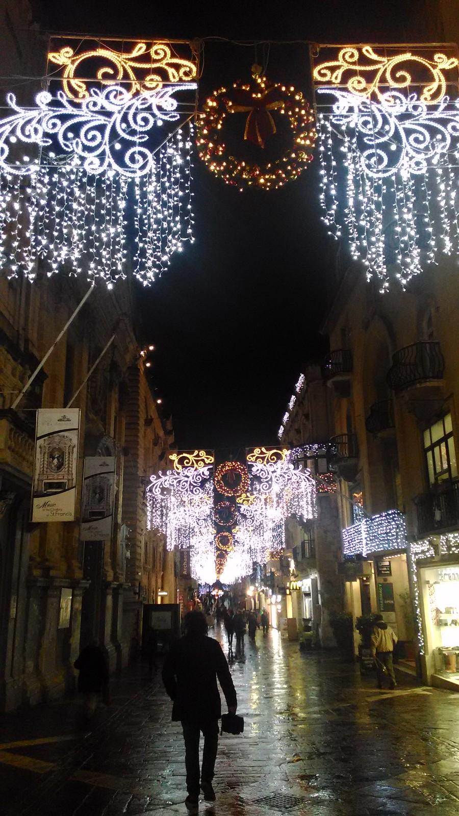 La Valletta - Republic Street