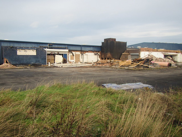 Dewhirsts Dormanstown, Demolition